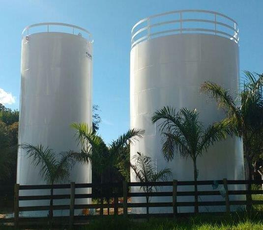 Empresa de reservatórios de água