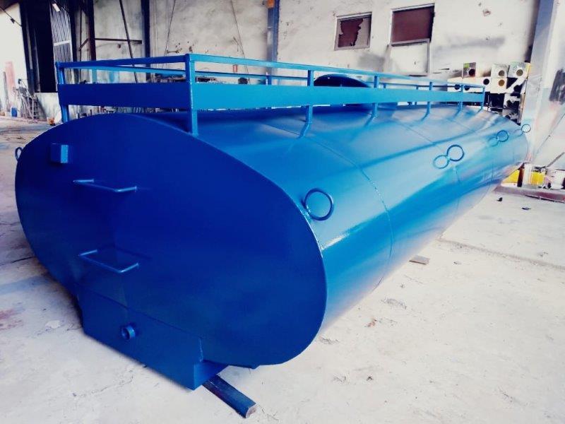 Fábrica de carreta tanque
