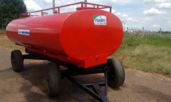 Carreta tanque agrícola